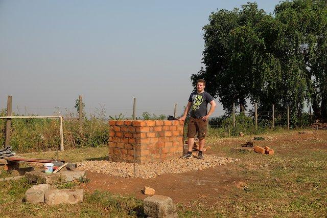 Uganda Januar 2017