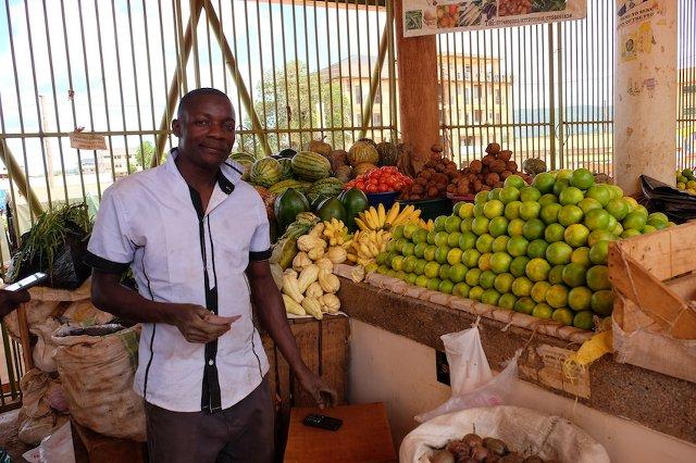 Markt in Hoima
