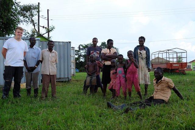 Die Farmarbeiter