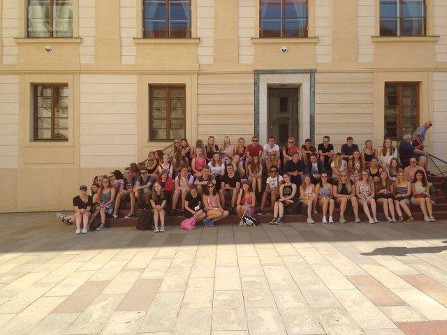 Studienfahrt Prag