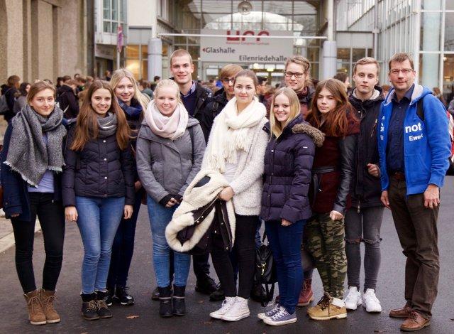 Schülerforum der Evangelisch-lutherischen Landeskirche