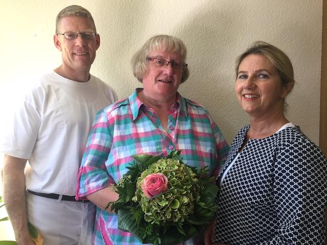 40jähriges Dienstjubiläum