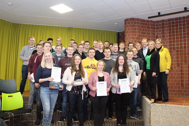 Berufswettbewerb der Grünen Berufe 2019 an den BBS Lingen - AS