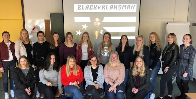 Kinobesuch Blackkklansman 2019
